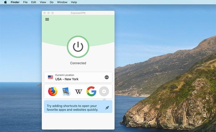 ExpressVPN - Best VPN for Mac