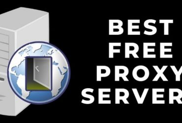 Best Free Proxy Server