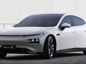 Chinese electric carmaker Xpeng prices its new sedan at $24,700
